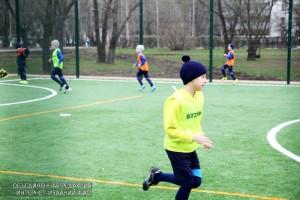 Юные футболисты ЮАО