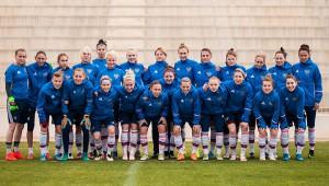 Спортсменки России, которые сыграют на ЕВРО-2017