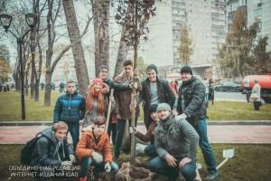 Жители Москвы примут участие в городских субботника 8 и 29 апреля