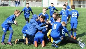 Победители Chertanovo Cup-2017