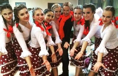 Танцевальный коллектив «De Las Llamas» показал необычное выступление на фестивале альтернативного фламенко