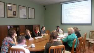 Собрание педагогов дополнительного образования прошло в Южном округе