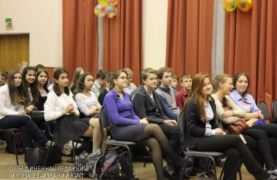В школе №1179 представят новый проект