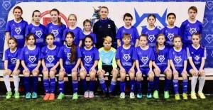 """Спортсменки команды """"Чертаново"""" 2005 года рождения отправятся в Равенну за победой"""