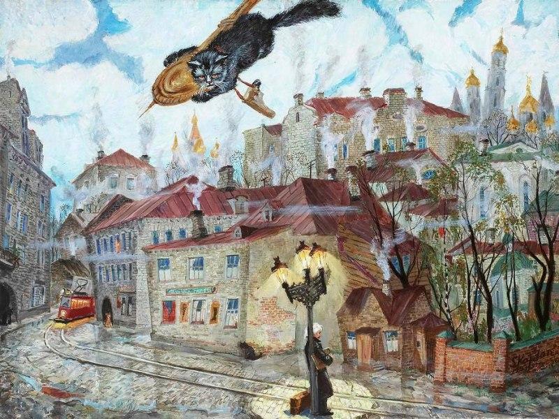 Экскурсию по Булгаковским местам организуют для жителей района в эту пятницу