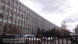 Научно-исследовательский центр электронной вычислительной техники в районе Чертаново Северное