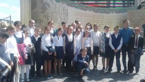 Школьники района отметили День славянской письменности