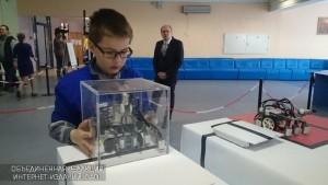 Лучшие робототехники Москвы и Питера встретились на турнире