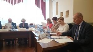 Заседание совета депутатов района Чертаново Северное