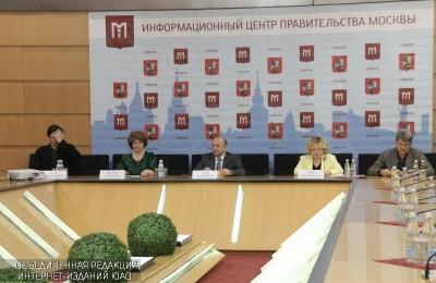 На пресс-конференции, посвященной фестивалю