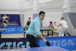 Спортсмены Южного округа встретятся на теннисном матче 12 мая