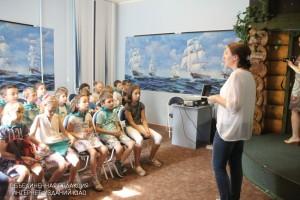 Летний лагерь дневного пребывания организуют в спортивной школе района
