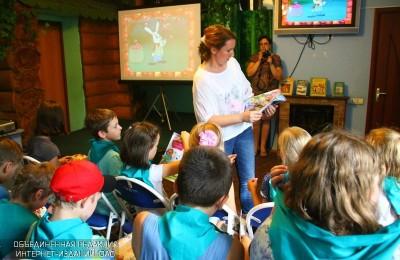 Юные жители района смогут обучить азам английского языка