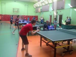 Теннисисты Москвы приняли участие в соревнованиях