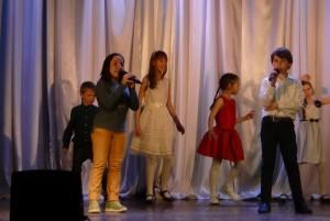 Воспитанники Центра организовали концерт для своих близких