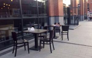 Летние кафе открылись в Чертаново Северном