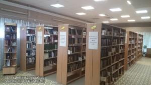 Летние читальные залы открылись в библиотеке