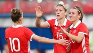 Чертановки помогли сборной России выиграть в матче с Сербией