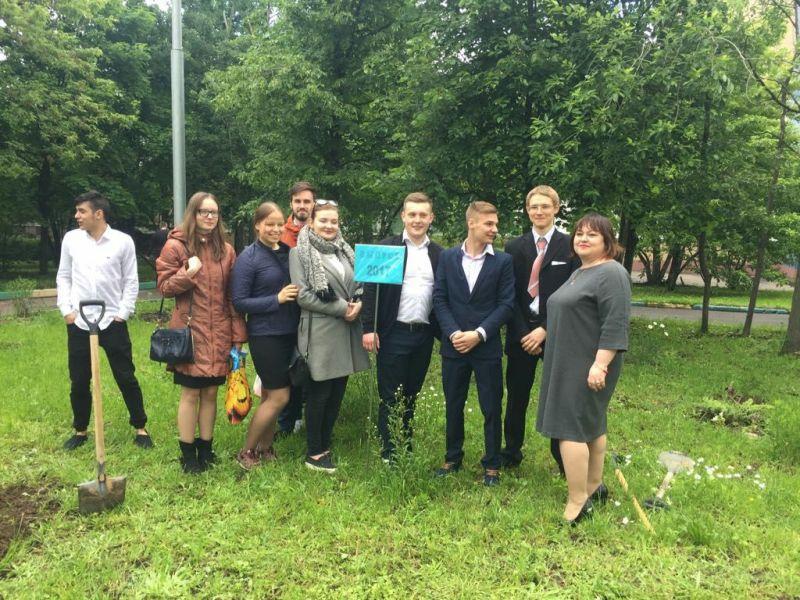 Ученики колледжа №34 успешно выпустились из образовательного учреждения
