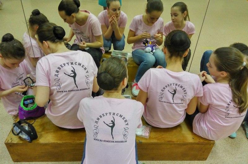 Участницы хореографического коллектива района выступили в Казане