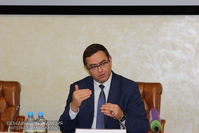 В Центре занятости молодежи города Москвы проводятся ярмарки вакансий и учебных мест - Андрей Бесштанько