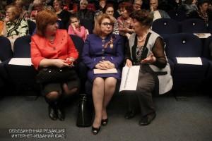 депутат Елена Панина организует Прием населения