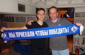 """Шарф с эмблемой команды """"Чертаново"""" смогут выиграть фанаты клуба"""