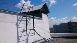 В доме по улице Кировоградская отремонтируют балконы