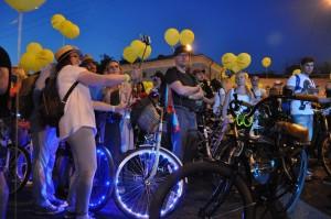 Ночной Велопарад - 2016