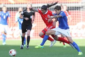 Матч Россия - Италия завершился со счетом 2:1