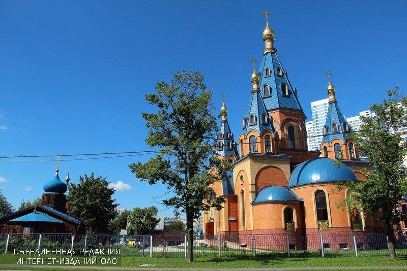 Картинки по запросу храма Державной иконы Божией Матери в Чертанове г. Москвы