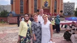 Депутат Инна Трясунова: Надеюсь, что празднование Дня крещения Руси в районе станет традиционным