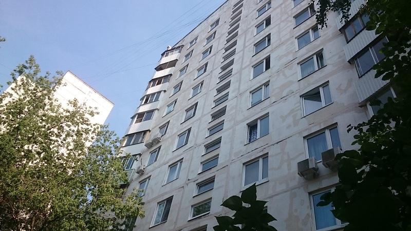 Идет капитальный ремонт дома №10 на Кировоградской улице