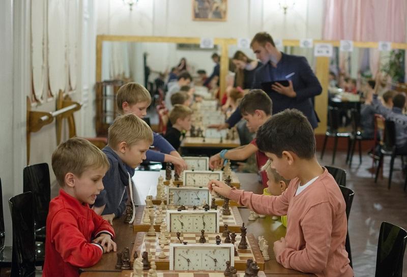 """В """"Замоскворечье"""" состоится турнир по шахматам """"Первые шаги"""""""