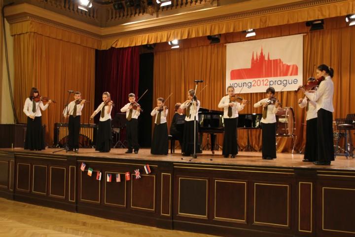 Праздничный концерт прошел в музыкальной школе района