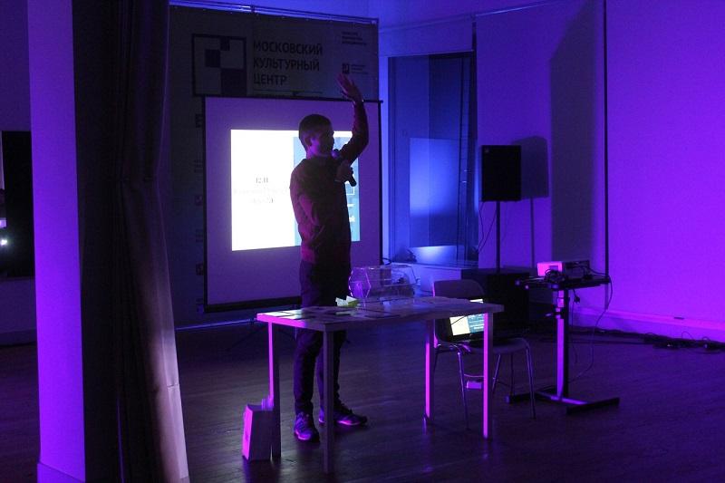 """Проект """"Лувр на диване"""" был представлен на прошедшей """"Ночи искусств"""""""