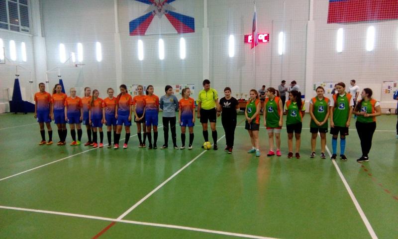 Спортсменки школы №851 выступили в финале турнира по мини-футболу