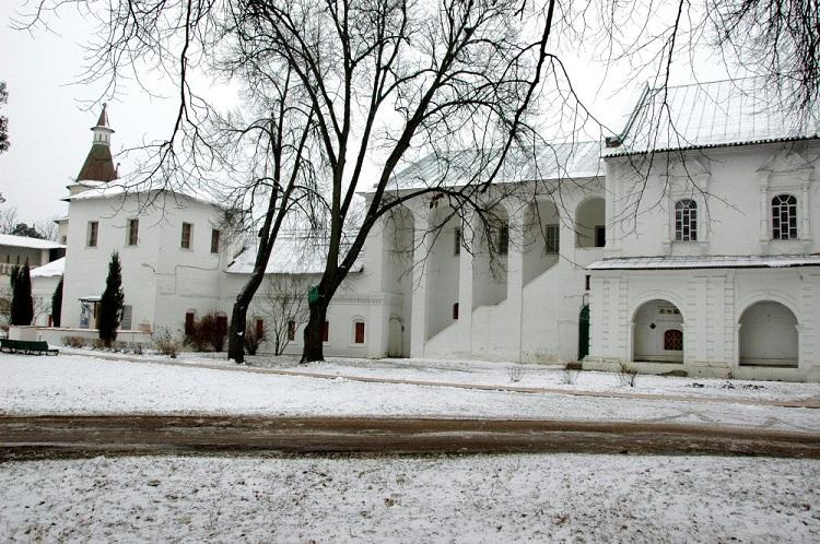 Трапезные палаты Воскресенского Новоиерусалимского монастыря