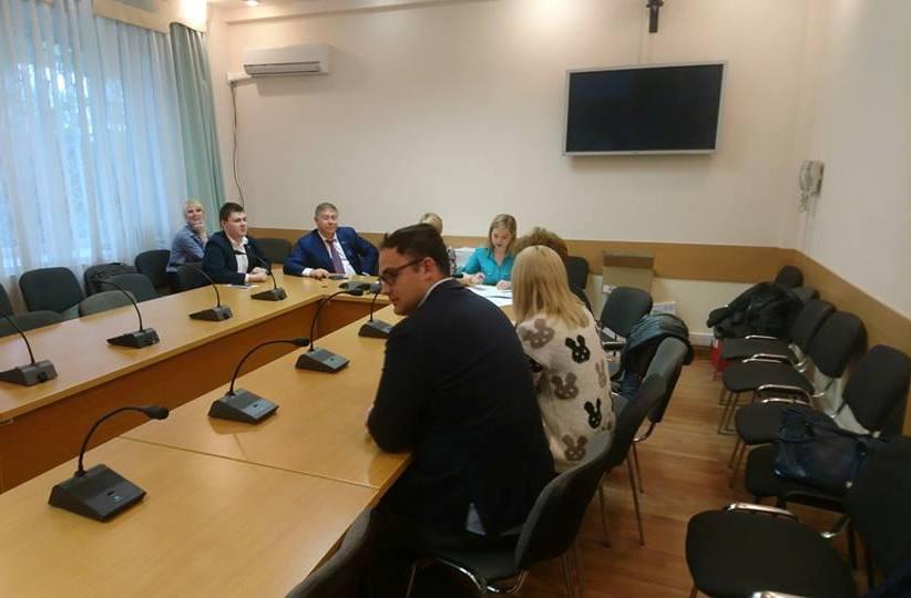 Алексей Лукоянов принял участие в работе комиссий по ротации в Молодежных палатах ЮАО
