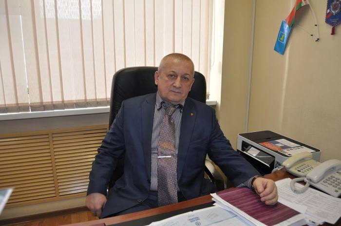 Депутат Александр Тозик
