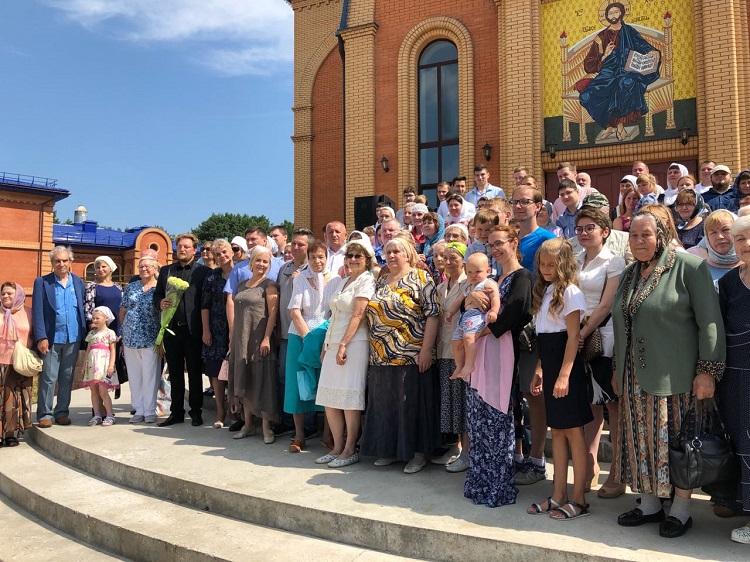 День крещения Руси в районе