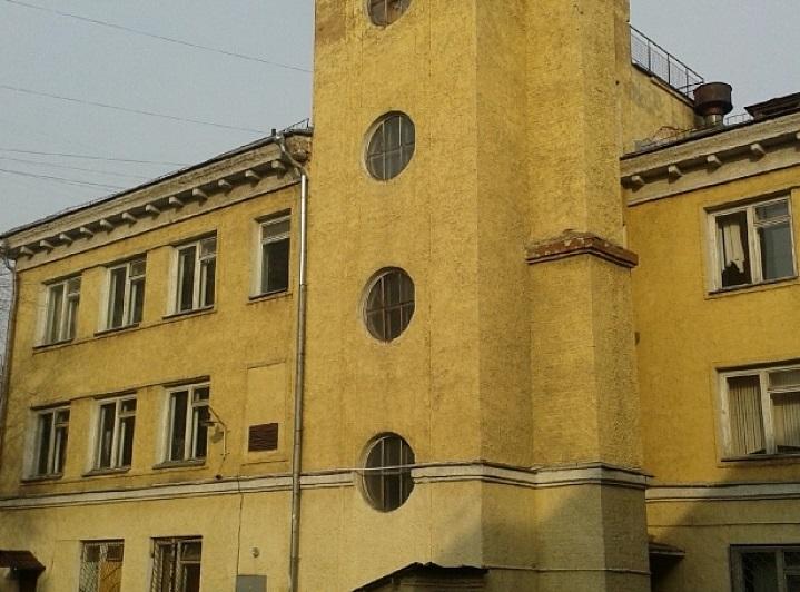 Здание, которое можно увидеть во время экскурсии