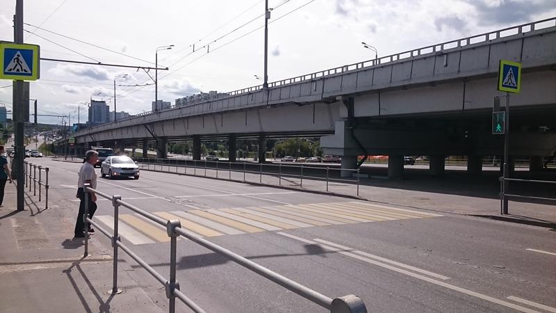 Дублер Варшавского шоссе