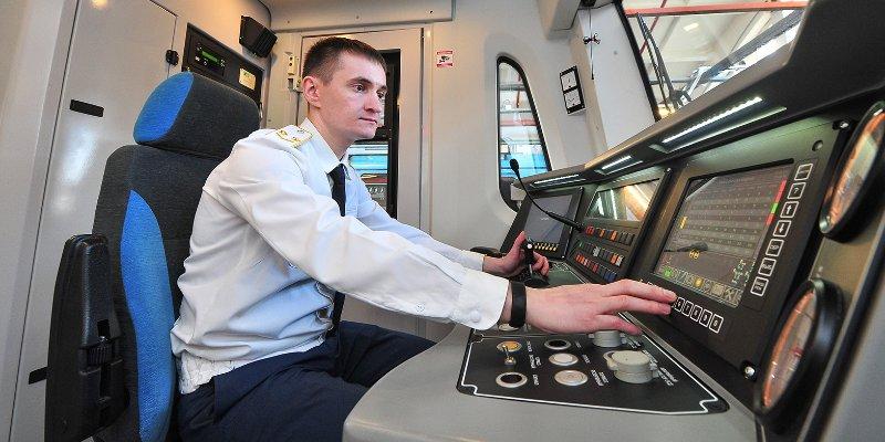Машинист метро