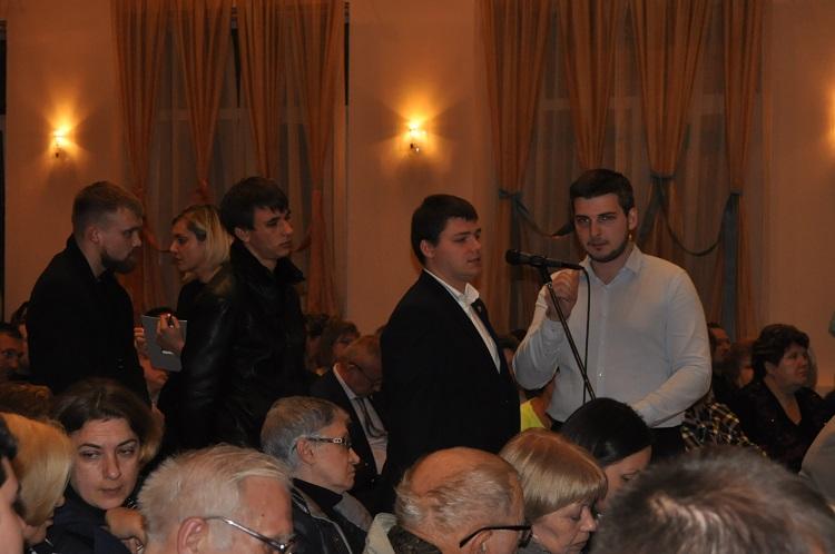 Алексей Лукоянов на встрече с префектом ЮАО