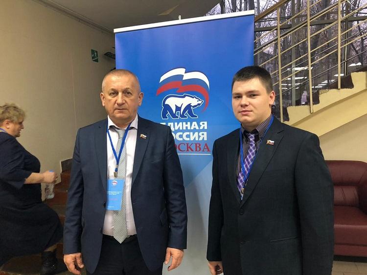 Александр Тозик и Алексей Лукоянов