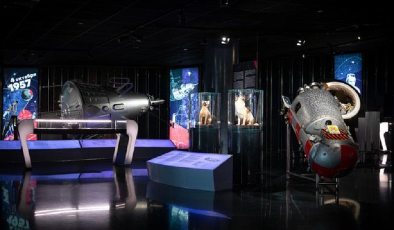 Мемориальный музей космонавтики, ВДНХ, космос, экскурсия, школа 851