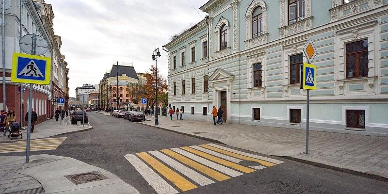 улицы, Москва, благоустройство, мосру, 0720